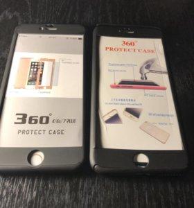 Защита 360 для iphone 6s+
