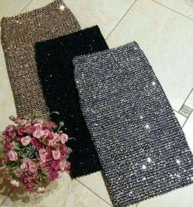 Новая чёрная юбка