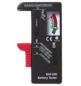 Тестер для батарей Bat-200. 301217