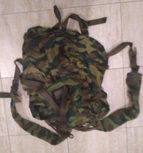 Рюкзак цвета флора