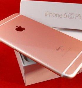 iPhone 6s Plus 128gb ТОЛЬКО ОБМЕН