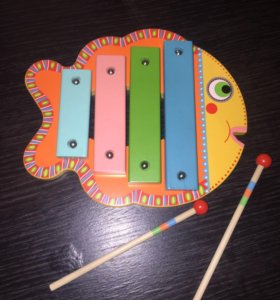 Djeco ксилофон
