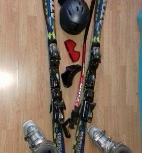 Горно лыжный комплект