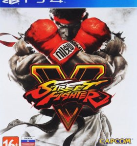 Street Fighter 5 Ps4 Обмен