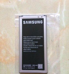 Samsung galaxy S5 батарея