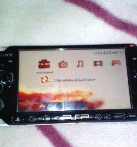 Приставка PSP,прошитая