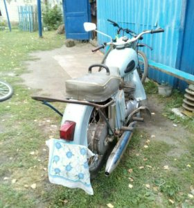 Мотоцикл ИЖ Юпитер 2