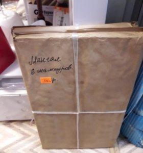 Мангал разборный 6 шампуров