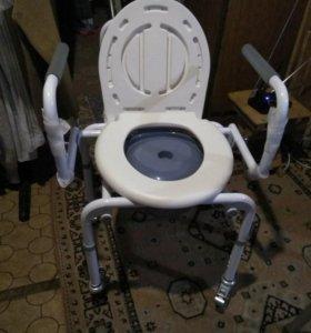 Туалет для пожилых, инвалидов