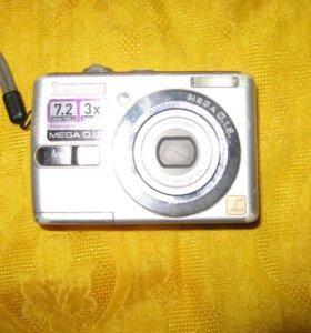 Фотоаппарат Panasonic Lumix DMC-LS70 7.2mpx