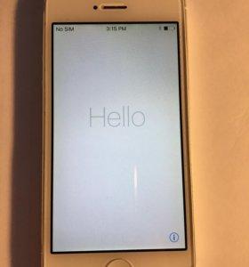 iPhone 5 16gb, белый