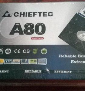 Блок питания Chieftec A-80 CTG-650C 650 Вт