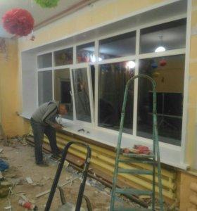 Окна балконы в ваш дом
