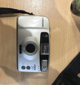 Пленочный фотоаппарат Самсунг