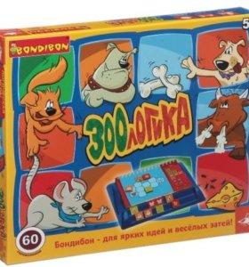 настольная игра Зоологика