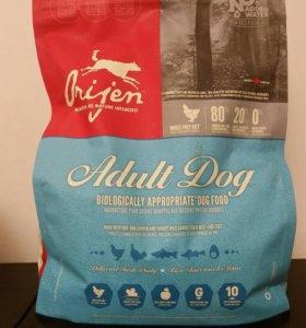 Сухой корм Orijen для взрослых собак-2,2кг