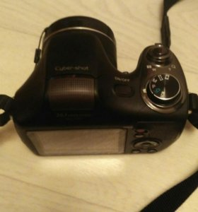 Sony DSC-H300 фотоаппарат