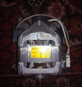 Мотор от стиральной машины Индезит.