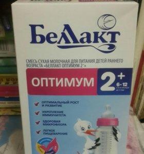 """Молочная смесь """"Беллакт"""""""