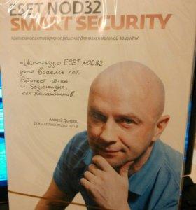 ESET NOD32 SMART SECURITY на 3ПК