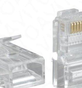 Коннекторы rj-45