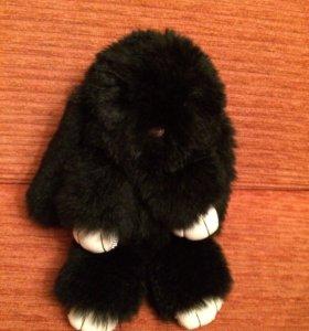 Брелок кролик, + спиннер в подарок 🎁