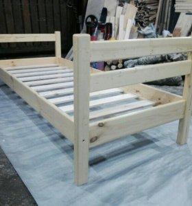 Кровать деревянная ( по вашим размерам)