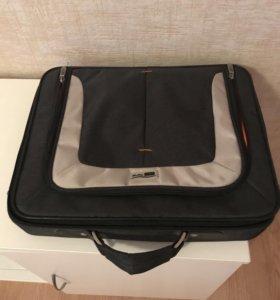 Сумка-кейс для ноутбука