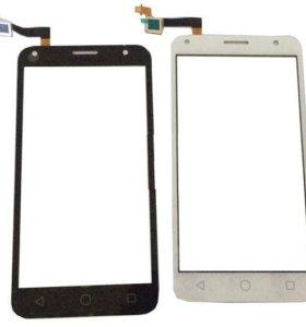 сенсорное стекло Alcatel One Touch PIXI 4 5.0