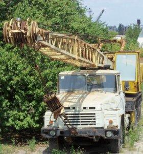 Камаз 5320 и КрАЗ 250