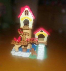 Домики на дереве Happy Family(Marviks)