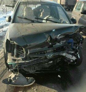 Hyundai GETZ '10 TB, G4EE ПО Запчастям!!!