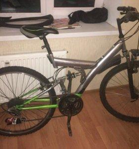 Велосипед горный steals