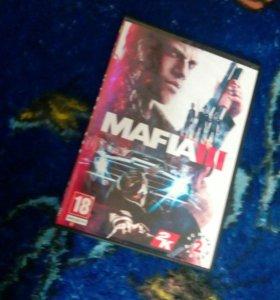 Диск Mafia 3