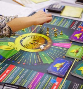 Игра «Гений финансов» улучшенная версия Кэш флоу