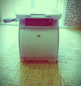 Продам неисправный HP Color Laserjet CM1015 MFP