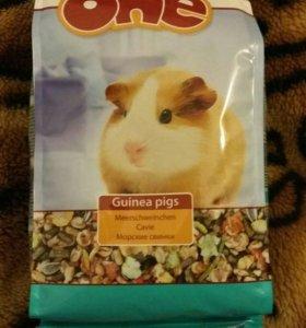 Корм Litl One для морских свинок