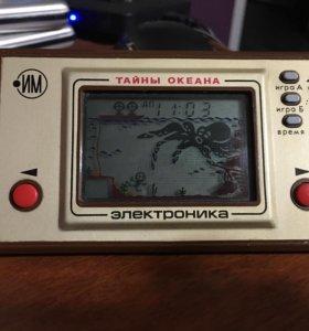 Игра Электроника ИМ 03 «Тайны Океана»