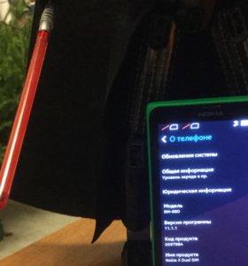 Nokia RM-980 на две симки