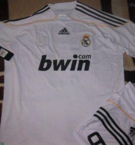 Форма Реал Мадрид, Роналдо