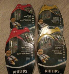 Аудио/видео кабели Philips