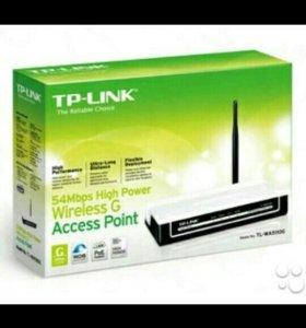 TP-link TL-WA5110G репитер wi-fi сигнала