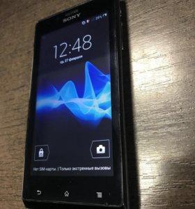 Sony Xperia J st 26i