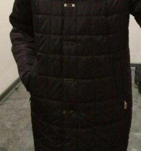 Новая зимняя куртка 42-44