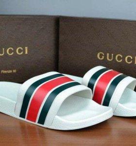 тапки Gucci