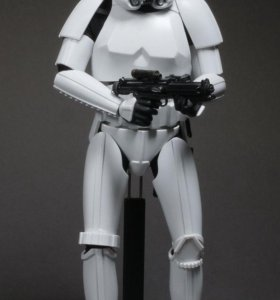 Sideshow collectibles star wars 1/6 storm trooper