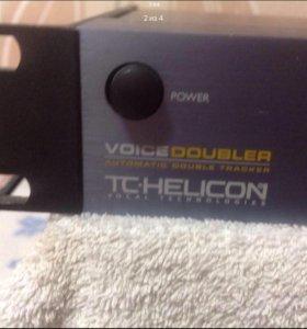 TC HELICON voicedoubler