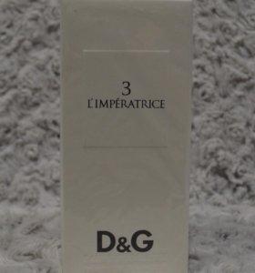 Dolce Gabbana 3 L'Imperatrice 100ml.