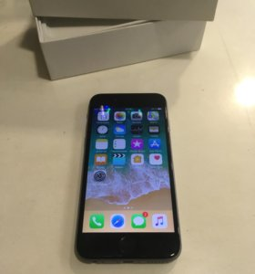iPhone 6, Space Gray, 16GB