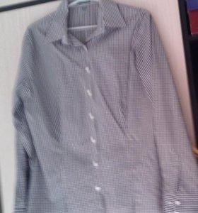 Рубашка женская с длинным рукавом